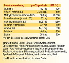Kopp Vital Vitamin-B-Komplex Kapseln - vegan_small02
