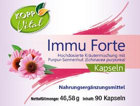 Kopp Vital Immu Forte, Kapseln_small01