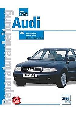 Audi A4 1999-2001 - Mängelartikel