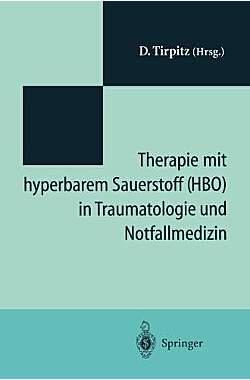 Therapie mit hyperbarem Sauerstoff (HBO) - Mängelartikel