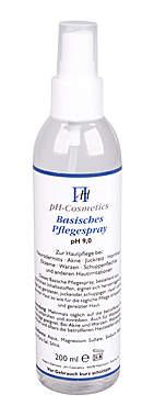 Basisches Pflegespray (pH 9,0)