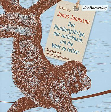 Hörbuch - Der Hundertjährige, der zurückkam, um die Welt zu retten - Mängelartikel_small