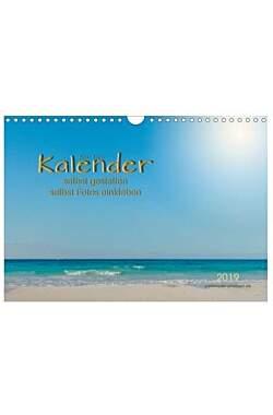 Kalender - selbst gestalten Fotos selbst einkleben Mängelartikel