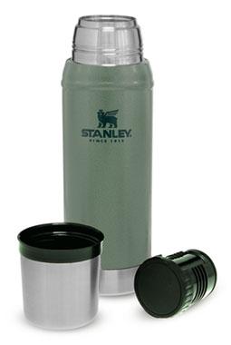 Stanley Classic, Vakuum-Flasche, 0.75 Liter - Hammerschlaglackierung_small01