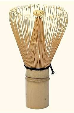 Matcha-Besen aus Bambus
