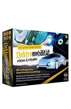 Die große Entdeckerbox Elektromobilität erleben & erkunden - Mängelartikel