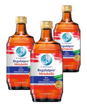 Dr. Niedermaier  ®   Regulatpro  ®   Metabolic 3er-Pack