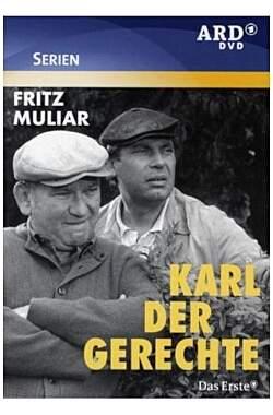 Karl der Gerechte - Die komplette Serie, DVD - Mängelartikel