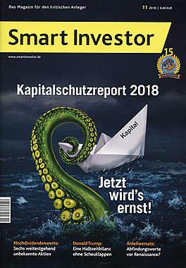 Smart Investor Ausgabe 11/2018