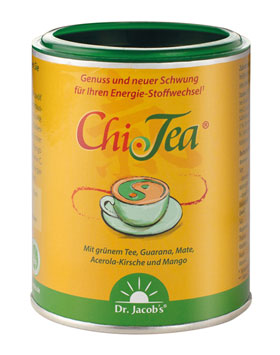 Dr. Jacobs® Chi-Tea ® - 180g