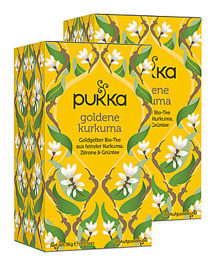 2er Pack Pukka Goldener Kurkuma Tee_small