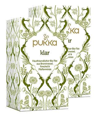 2er Pack Pukka Klar - Tee_small
