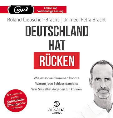 Deutschland hat Rücken - Hörbuch_small