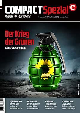 Compact Spezial Nr.21: Der Krieg der Grünen_small