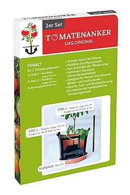 Tomatenanker 2er-Set