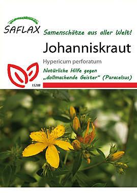 Mein Heilpflanzengarten - Johanniskraut