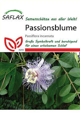 Mein Heilpflanzengarten - Passionsblume_small