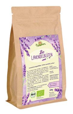 Naturherz® Bio Lavendelblüten-Tee