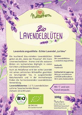 Naturherz® Bio Lavendelblüten-Tee_small01