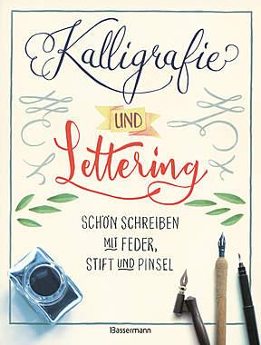 Kalligrafie und Lettering