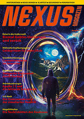 Nexus-Magazin Ausgabe Juni/Juli 2019