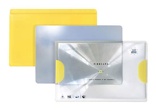 SOLAR Feuer - Adventure Kit mit Solarfeuerzeug und Signalspiegel_small07