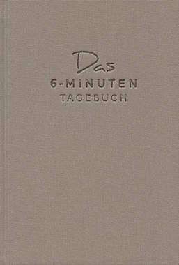 Das 6-Minuten-Tagebuch (pfefferbraun)