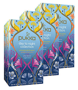 Pukka Day to Night Collection Tee
