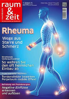 Raum & Zeit Nr. 220Ausgabe Juli/August 2019_small