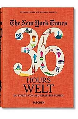 The New York Times 36 Hours Welt - Mängelartikel