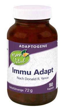 Kopp Vital Adaptogen Immu Adapt Kapseln_small