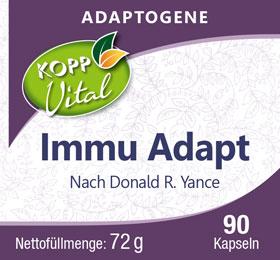 Kopp Vital Adaptogen Immu Adapt Kapseln_small01