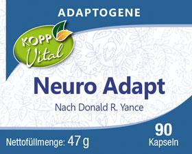 Kopp Vital Adaptogen Neuro Adapt Kapseln_small01