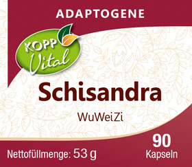 Kopp Vital Schisandra (Wu Wei Zi) Kapseln_small01