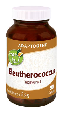 Kopp Vital Eleuterococcus (Taigawurzel) Kapseln