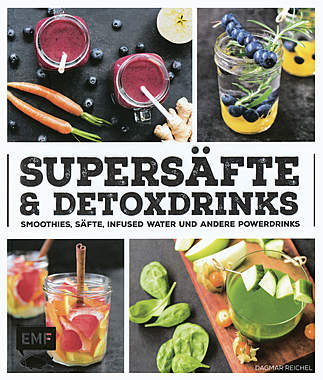 Supersäfte & Detoxdrinks