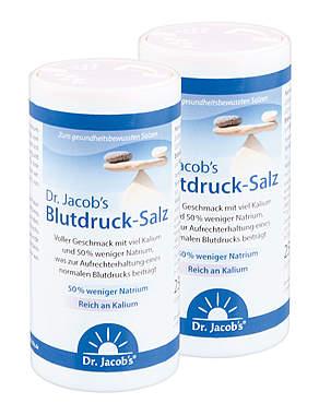 2er Pack Dr. Jacobs Basisches Blutdruck-Salz_small