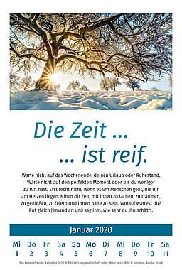 Der Lebensfreude-Kalender 2020_small01