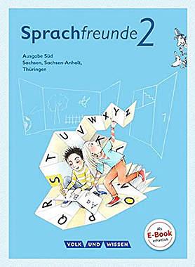 Sprachfreunde 2: Buch - Mängelartikel