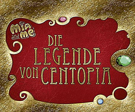 Mia and me - Die Legende von Centopia - Mängelartikel