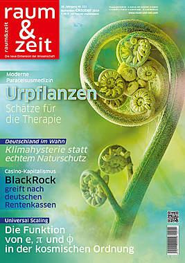 Raum & Zeit Nr. 221Ausgabe September/Oktober 2019_small