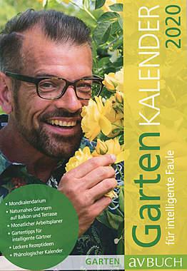 Gartenkalender für intelligente Faule 2020