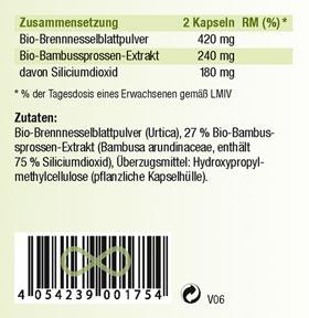 Kopp Vital Bio-Bambus Silizium Kapseln_small02