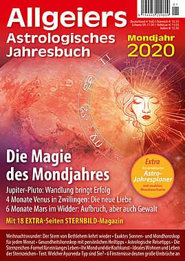 Allgeiers Astrologisches Jahresbuch 2020