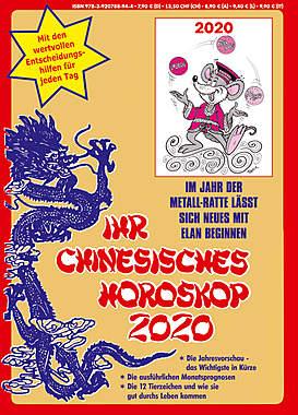 Ihr Chinesisches Horoskop 2020