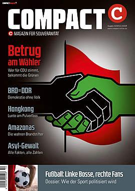 Compact Magazin - Ausgabe Okt. 2019