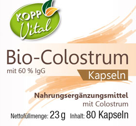 Kopp Vital Bio-Colostrum Kapseln_small01