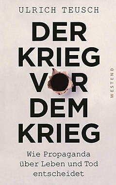 Der Krieg vor dem Krieg - Mängelartikel_small