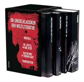 Die Gruselklassiker der Weltliteratur_small