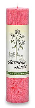 Allgäuer Heilkräuter-Kerze »Harmonie & Liebe«_small